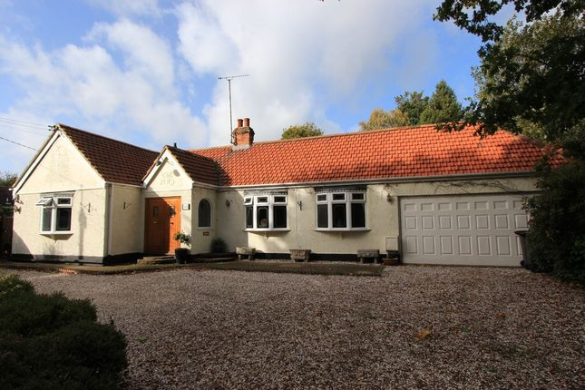 Thumbnail Detached bungalow for sale in Rayleigh Downs Road, Rayleigh