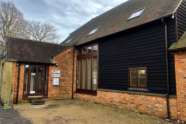 Thumbnail Office to let in The Barn, Lested Farm, Plough Wents Road, Chart Sutton, Kent