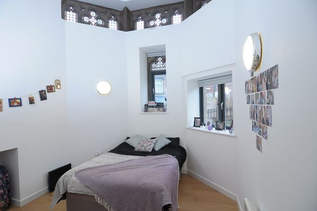 Thumbnail Flat to rent in Crookes Valley Road, Sheffield