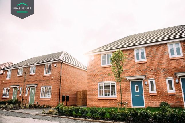 Thumbnail Flat to rent in Pullman Grove, Worsley, Manchester
