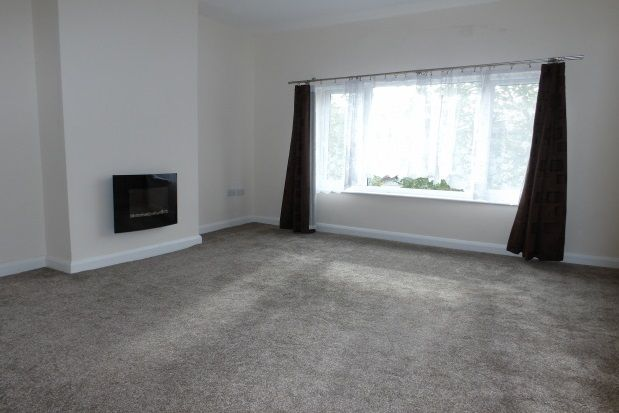 Thumbnail Flat to rent in Station Road, Shirebrook, Mansfield
