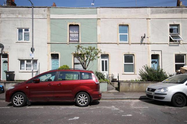 Thumbnail Terraced house for sale in Milsom Street, Bristol