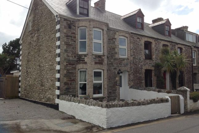 Thumbnail Property for sale in West Pentire Road, Crantock, Newquay