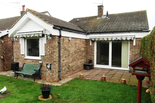 Thumbnail Detached bungalow to rent in Cranesbill Road, Lowestoft