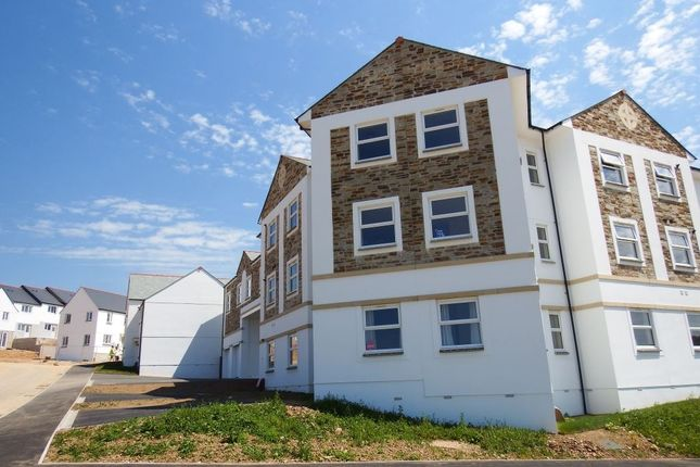 Thumbnail Flat to rent in Greenvalley Road, Bodmin