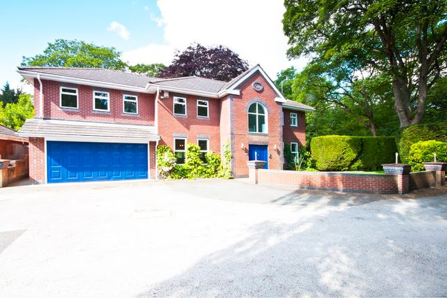 Thumbnail Detached house for sale in Osborne Wood, Aigburth