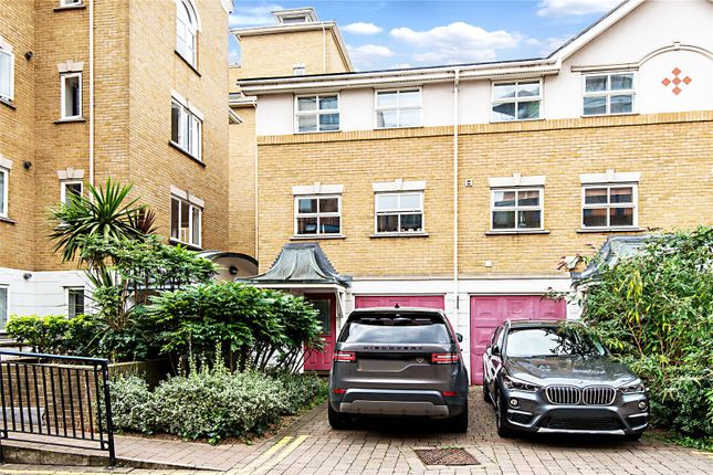 Thumbnail End terrace house for sale in Limehouse, Island Row