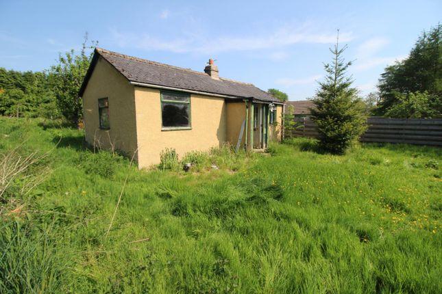 Thumbnail Land for sale in Skiach Bungalow, Evanton