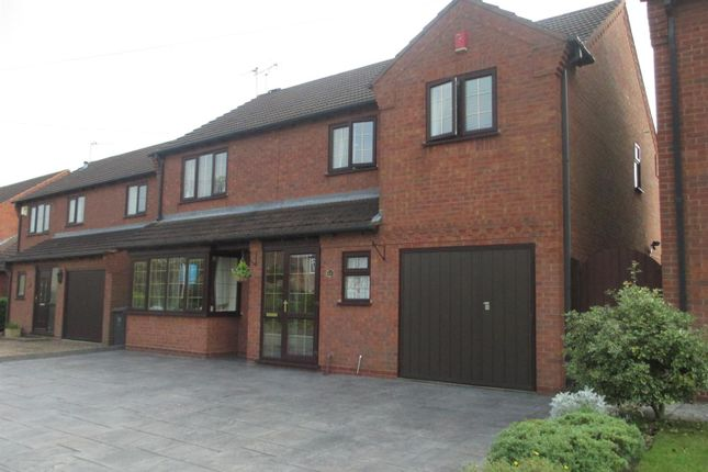 Thumbnail Detached house for sale in Goods Station Lane, Penkridge, Stafford