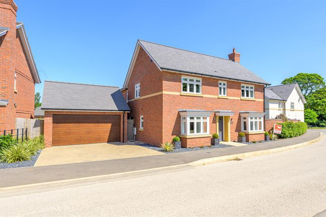 Thumbnail Detached house for sale in Spinney Hill, Oakham