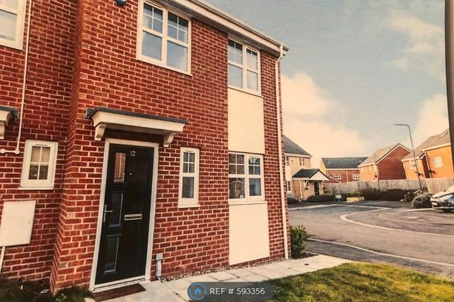 Thumbnail End terrace house to rent in Welwyn Close, Stockton-On-Tees