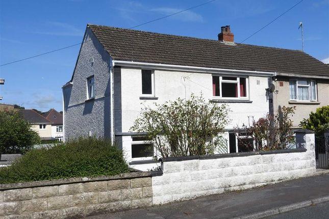 Thumbnail Semi-detached house for sale in Blaenwern, Newcastle Emlyn