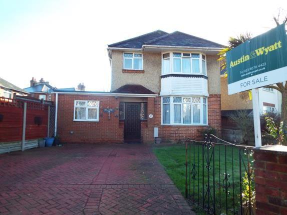 Thumbnail Detached house for sale in Waterhouse Lane, Southampton
