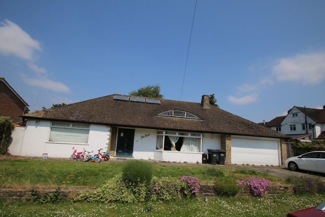 Thumbnail Detached bungalow for sale in Binfield Road, South Croydon