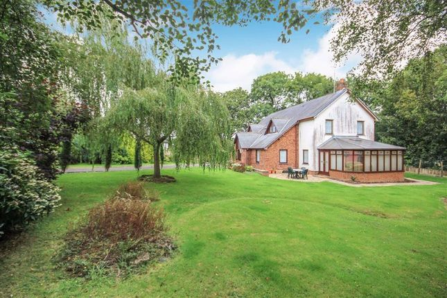 Thumbnail Detached house for sale in 6 Maes Aeron, Lampeter, Ceredigion