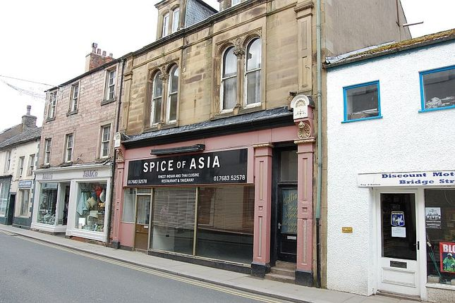 Thumbnail Retail premises for sale in Bridge Street, Appleby