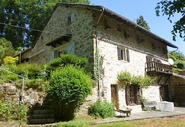 Thumbnail Property for sale in Gorre, Limousin, 87310, France
