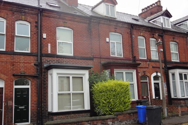 Thumbnail Terraced house to rent in Wilkinson Street, Sheffield