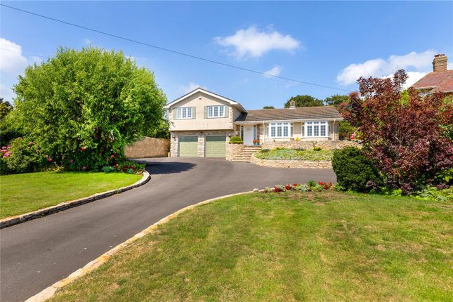 Thumbnail Detached house for sale in Swanage Road, Studland, Swanage, Dorset