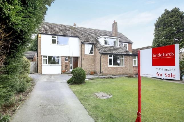 Thumbnail Detached house for sale in Wilton Crescent, Alderley Edge, Cheshire