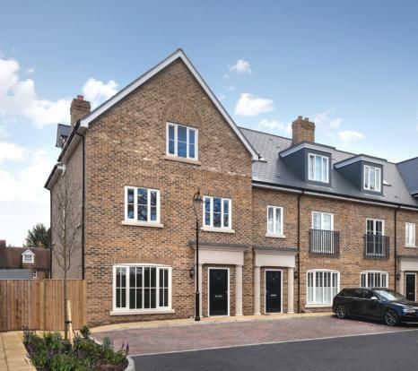 "Thumbnail Property for sale in ""The Stanley"" at Portland Gardens, Marlow"
