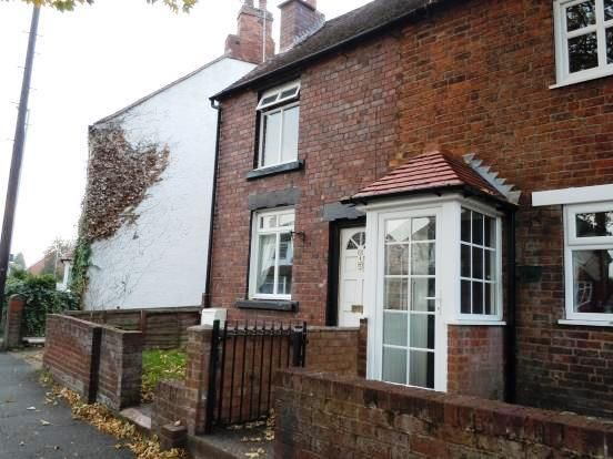 Thumbnail End terrace house to rent in Old Town Lane, Pelsall, Walsall