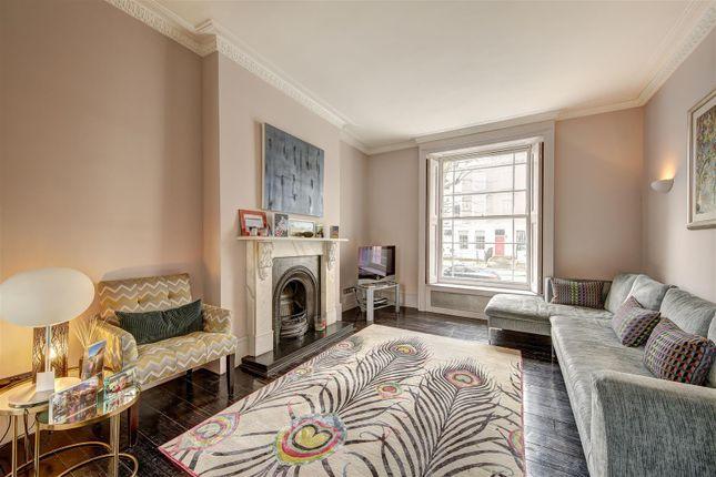 5 bed terraced house for sale in Blenheim Terrace, St Johns Wood, London