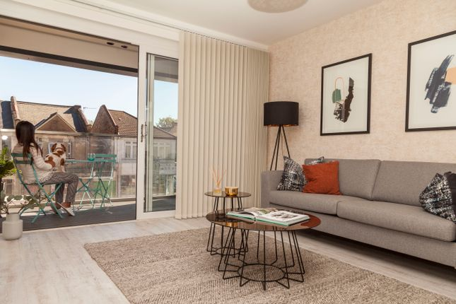 Thumbnail Flat to rent in 5 Sopwith Avenue, Walthamstow