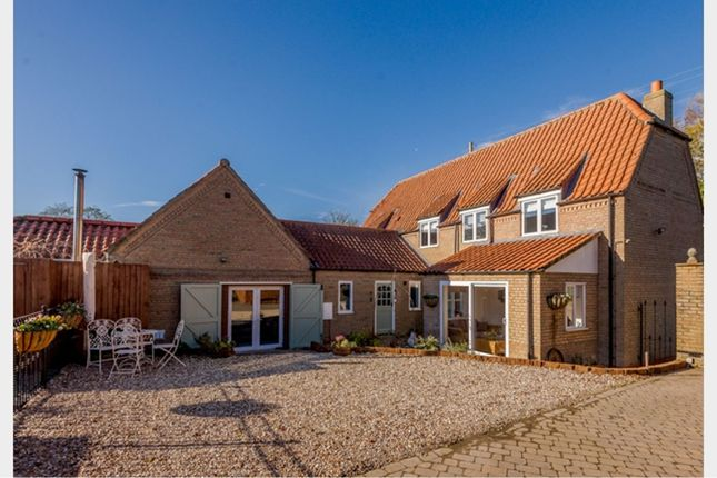 Thumbnail Detached house for sale in Barkwith Road, South Willingham, Market Rasen