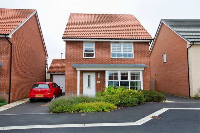 Thumbnail Detached house for sale in De Lacy Road, Northallerton, North Yorkshire