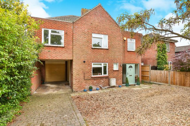 Thumbnail Detached house for sale in Hillside Avenue, Thorpe St. Andrew, Norwich