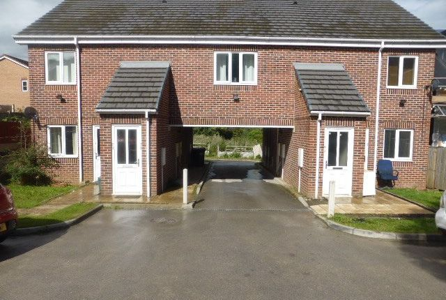 2 bed flat to rent in Ouse Terrace, Conisbrough, Doncaster DN12