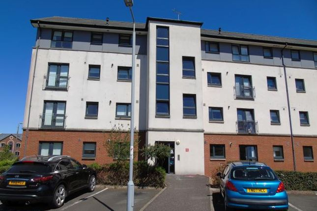 Thumbnail Flat to rent in Kincaid Court, Greenock