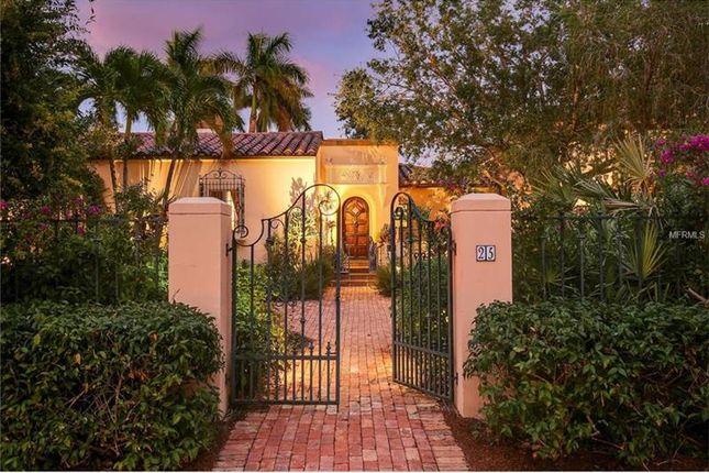 Thumbnail Property for sale in 25 S Washington Dr, Sarasota, Florida, 34236, United States Of America