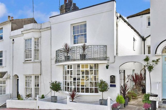 Thumbnail End terrace house for sale in Marlborough Street, Brighton, East Sussex