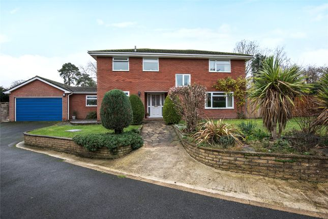 Thumbnail Detached house for sale in Popeswood Road, Binfield, Bracknell, Berkshire