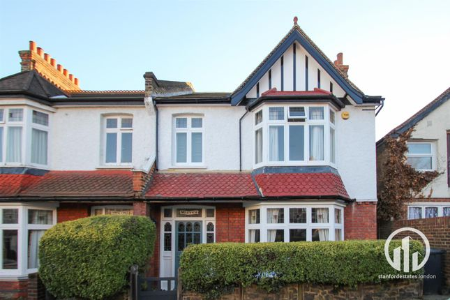 Thumbnail Semi-detached house for sale in Bournville Road, London
