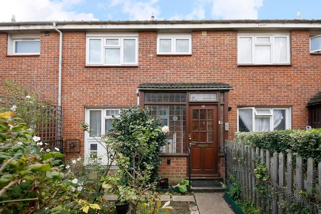 Thumbnail Terraced house to rent in Robert Keen Close, London