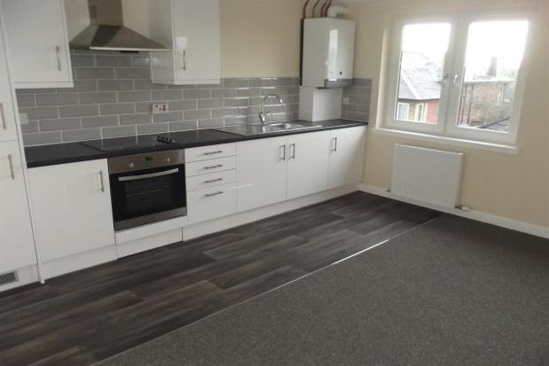 Thumbnail Flat to rent in Grahamshill Street, Airdrie