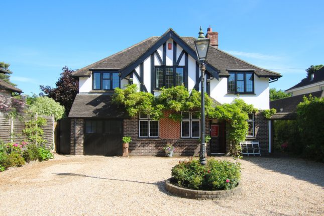 5 bed detached house for sale in Milford Road, Lymington, Hampshire