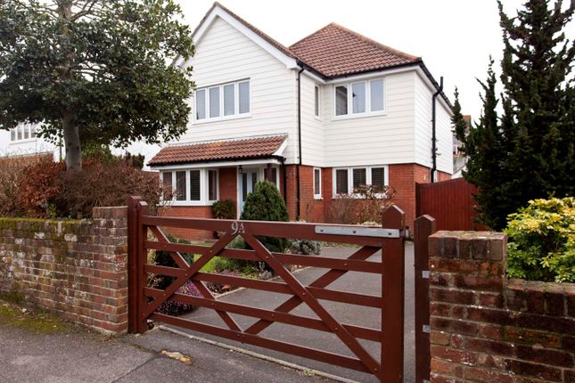 Thumbnail Detached house for sale in Glenair Avenue, Lower Parkstone, Poole