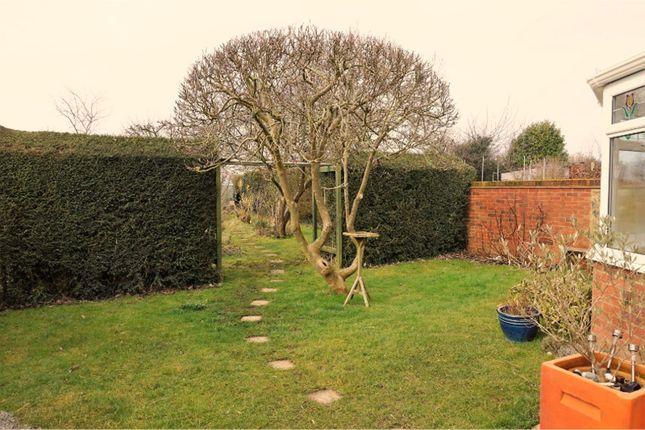 Rear Garden of Hillcrest, Ashford TN23