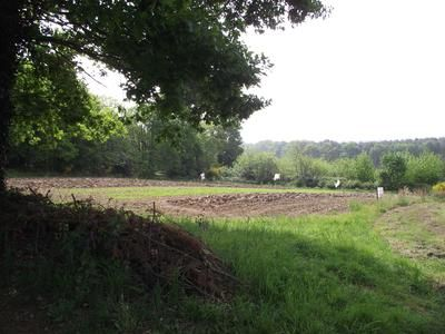 Thumbnail Land for sale in St-Martin-Sur-Oust, Morbihan, France