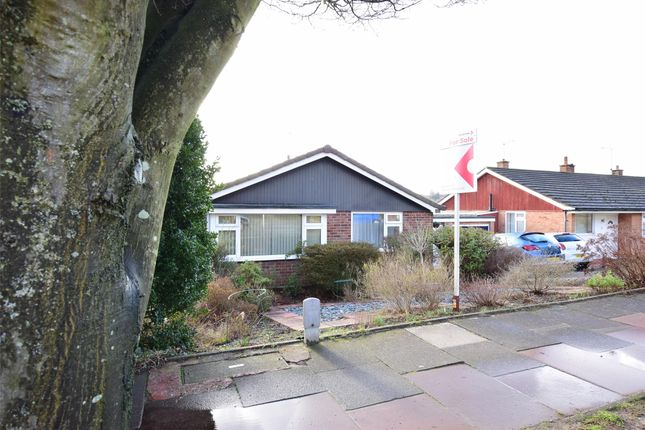 Thumbnail Detached bungalow for sale in Rydal Drive, Tunbridge Wells