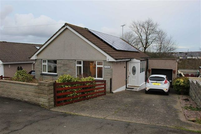 Thumbnail Detached bungalow for sale in Silverstream Crescent, Hakin, Milford Haven