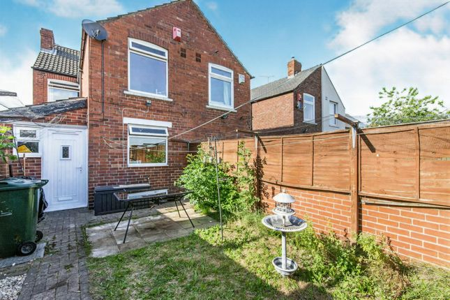 Garden of Finch Road, Balby, Doncaster DN4