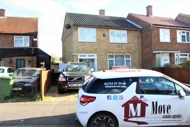 3 bed terraced house to rent in Long Furlong Drive, Slough