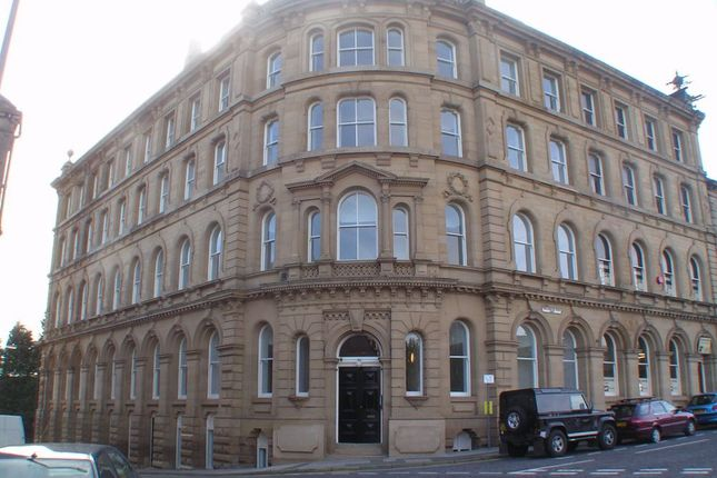 1 bed flat to rent in Howgate House, 3 Wellington Rd, Dewsbury WF13