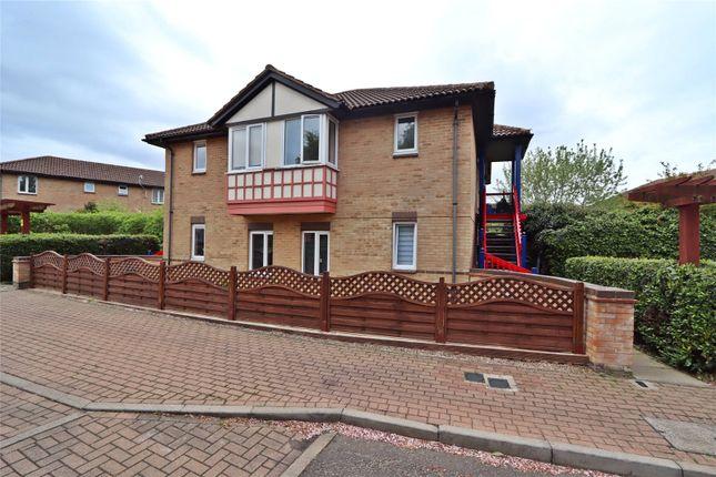 2 bed maisonette for sale in Pomander Crescent, Wanut Tree, Milton Keynes, Bucks MK7