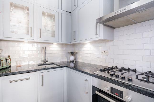 Kitchen of Ladbroke Crescent, London W11